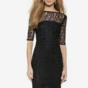 Femme D'Armes Chantilly Lace Bailey  Maxi Gown 0